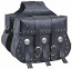 Willie & Max American Classic Saddlebag