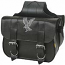 Willie & Max Double Eagle Saddlebag