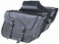 Willie & Max Fleetside Slant Saddlebag