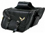 Willie & Max Super Black Magic Saddlebag