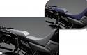 DL1050 LOW SEAT, GRAY/BLACK OR BLUE/GRAY V-Strom 1050 2020