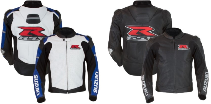 OEM GSXR LEATHER JACKET BY PILOT