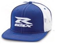 GSX-R BLUE TRUCKER HAT