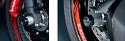 AXLE SLIDER SET - FRONT OR REAR GSX-S1000SA KATANA 2020