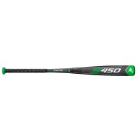 EASTON S450 -3 BBCOR 1-PIECE ALUMINUM BAT BB18S450