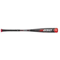 EASTON S650 -3 BBCOR 1-PIECE ALUMINUM BAT BB18S650