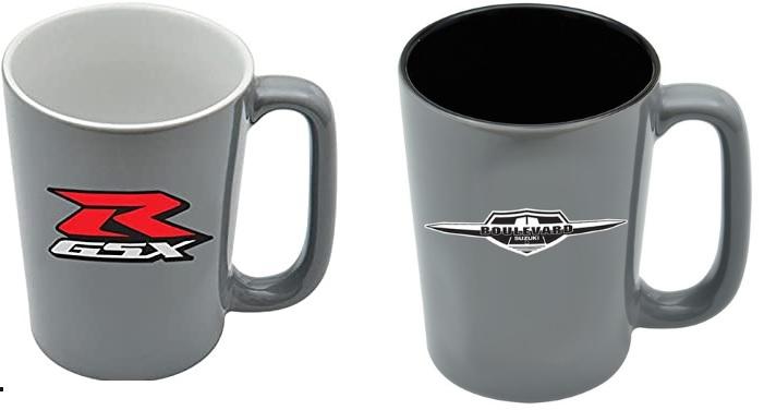COFFEE CUPS SUZUKI GSXR KING QUAD HAYABUSA