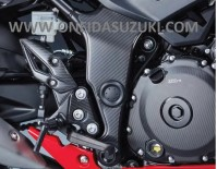 FRAME PROTECTOR OR FOOTREST PROTECTOR GSX-S750 2018