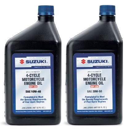 SUZUKI Performance 4 Oil