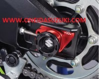 AXLE SLIDER REAR WHEEL GSX-R1000 2017-18
