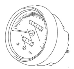 SPEEDOMETER VZ800 1997-2003