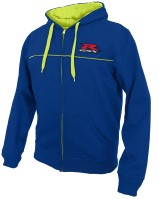 GSX-R ZIP UP HOODIE SUZUKI ECSTAR MOTOGP TEAM COLORS