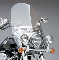 Adjustable Windshield VL1500 C90 INTRUDER BOULEVARD