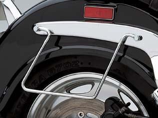 Saddlebag Support Set VL1500 C90 1998-2010