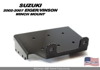 KFI WINCH MOUNT SUZUKI ATV