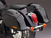 NATIONAL CYCLE HARD SADDLEBAGS W/MOUNT KIT Suzuki
