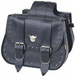 Willie & Max Touring Studded Saddlebag