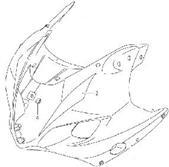 COWLING BODY GSXR 1000 2001-06