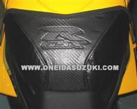TANK COVER GSXR 600/750/1000 2001-16