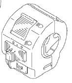 HANDLEBAR SWITCH  VL800 C50/T
