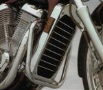 ENGINE CASE GUARDS VS800 S50