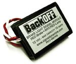 BACKOFF MC BRAKE LIGHT MODULATOR