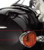TURN SIGNAL VISORS VZ1600 M95