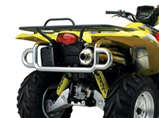REAR BUMPER 2005-09 KingQuad 450 700 750