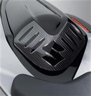 Carbon Fiber Seat Tail Trim GSXR 1000 2005 / 600-750 2004-05