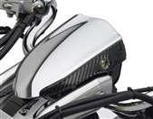 Carbon Fiber Speedometer Trim -Side M50