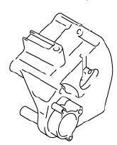 COVER ENGINE SPROCKET GSXR 750 2000-03