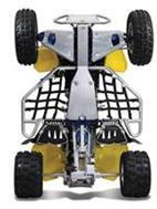 SUZUKI Main Skid Plate LTZ450R RACER