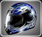 HJC CS-10 TATOO HELMET CLOSEOUT