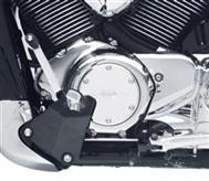 Billet Engine Cover - Boulevard Logo M109R