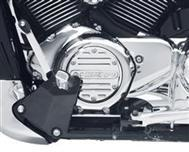 Billet Engine Cover - M109R Logo, Milled With or With-out Logo
