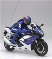 Remote Control Suzuki GSX-R1000 Motorcycle