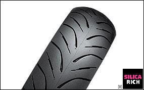 BRIDGESTONE B02 TIRES AN400 2004-06