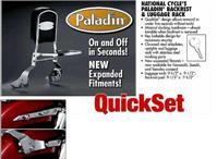 PALADIN BACKREST AND LUGGAGE RACK M50 VL800 C50 VL1500 C90