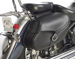 WILLIE MAX BELTED REVOLUTION Synthetic Saddlebags