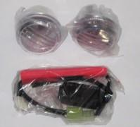 KURYAKYN Triple Whammy Run-Turn-Brake Light Kit C50 M50