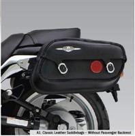 SADDLEBAG LEATHER M90 2009-19  M50 2013-19 BOULEVARD