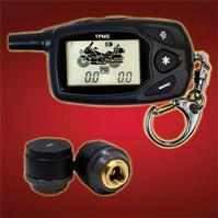 TIREGARD TPMS 2 WHEEL Wireless Tire Pressure Monitor