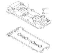 CYLINDER HEAD COVER GSX1300 2008-19