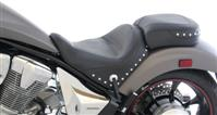 MUSTANG STUDDED WIDE TOURING SEAT HONDA FURY 2010-11