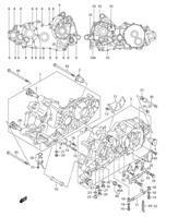 CRANKCASE AN650 2003-05