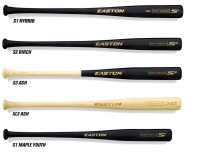 EASTON WOOD BBCOR BATS POWER BRIGADE -3