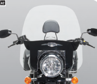 C90 2013-19 OEM WINDSHIELD