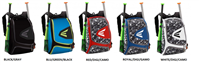 EASTON E100XLP BACKPACK BASEBALL BACKPACK