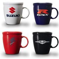 Suzuki Coffee Mugs GSX-R BOULEVARD HAYABUSA SOLD EACH