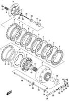 CLUTCH M109R 2015-19